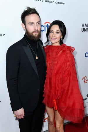 Grammy-winning singer Kacey Musgraves and her musician-husband, Ruston Kelly, have filed for divorce after almost three years of marriage.