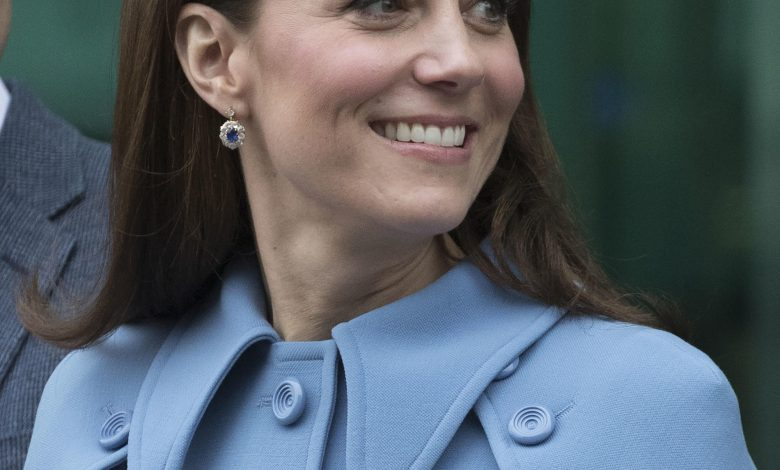 Kate Middleton receives first dose of COVID-19 vaccine