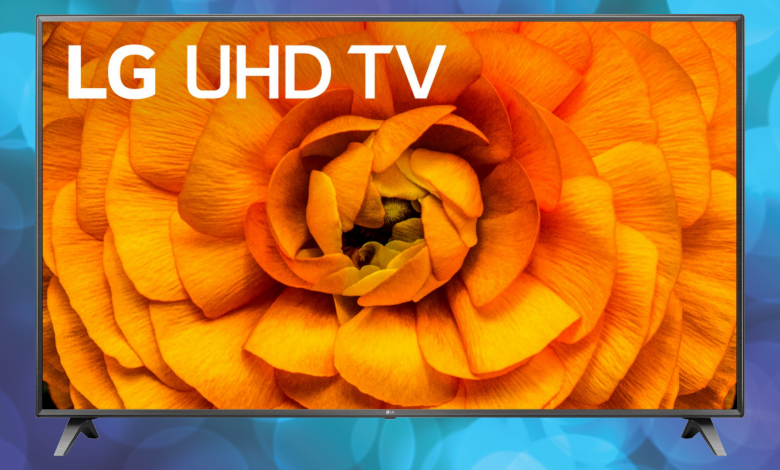 LG 75-inch Class UN8500 Series LED 4K Ultra HD Smart TV is on sale at Best Buy