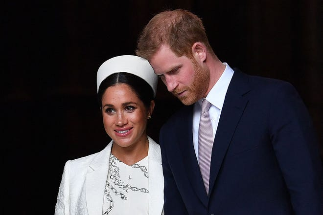 Prince Harry says that Duchess Meghan's suggestion he look into therapy convinced him to see someone.