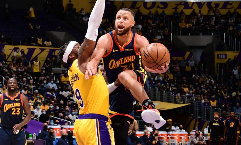 Lakers-Warriors NBA play-in game draws 5.6 million viewers