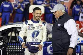 As Kyle Larson crossed the finish line to win the Coca-Cola 600, Rick Hendrick thought of April 29, 1984.