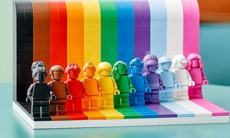 Lego Everyone is Awesome set celebrates LGBTQIA+ community in time for Pride