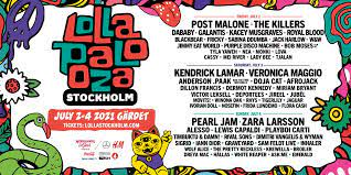 The official lineup for Lollapalooza this summer was announced on Wednesday.