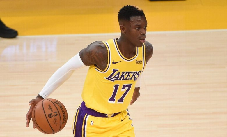 Los Angeles Lakers' Dennis Schroder to miss extended period of games for health and safety protocols, sources say
