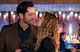 """""""I'd always imagined Lucifer telling Chloe, 'I love you,' as in 'Willy Wonka and the Chocolate Factory,'"""" says the author. According to TheWrap, the Netflix actor"""