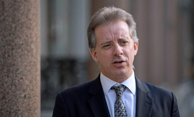 MI6 spy Christopher Steele 'produced second dossier on Donald Trump for FBI'