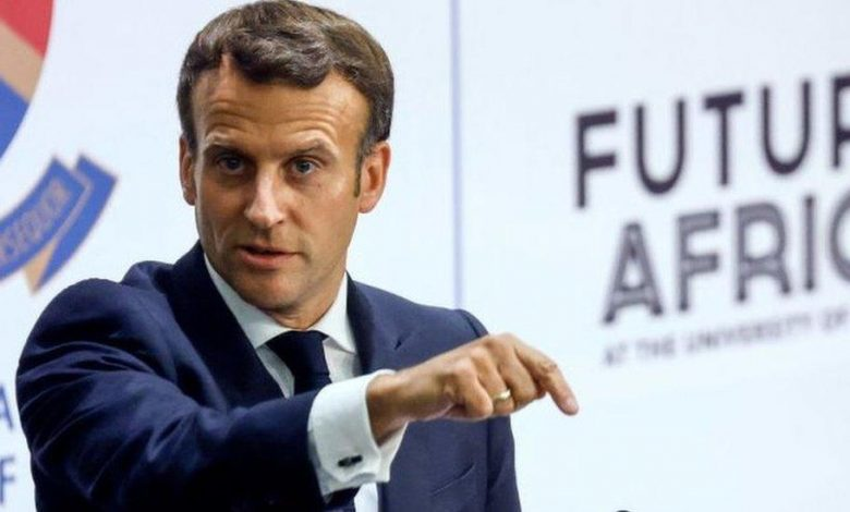 Macron threatens to withdraw French troops from Mali