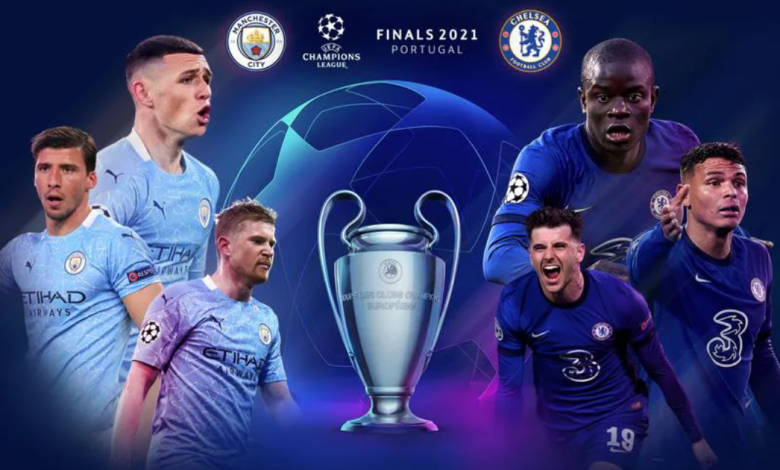 Man City vs. Chelsea in the Champions League: Kick-off time, how to watch