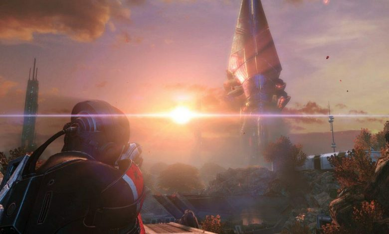 Mass Effect director hopes Legendary Edition will change feelings about the infamous ending