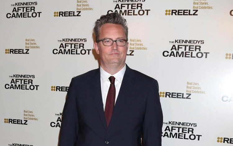 """'Friends' has stayed popular, according to Matthew Perry, because of the """"character-driven"""" humour."""
