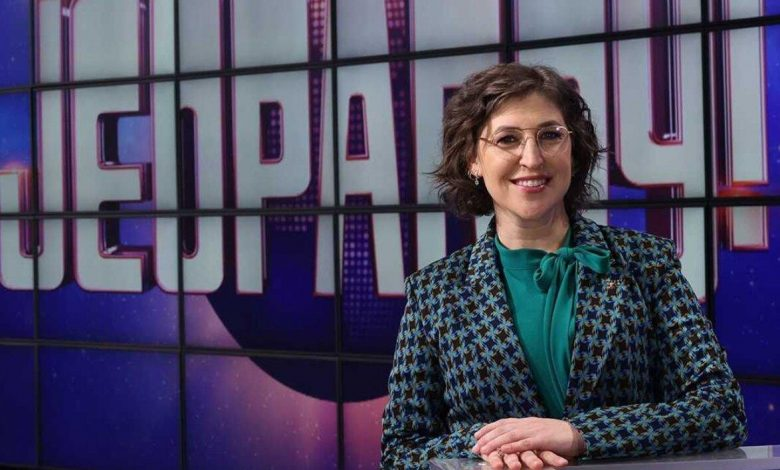 Mayim Bialik Says It's an 'Immense Honor' to Guest Host Jeopardy! : 'An Unbelievable Opportunity'
