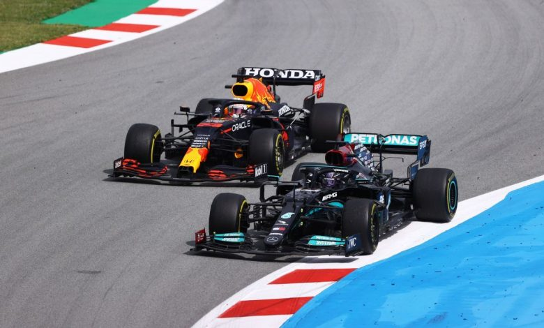 Mercedes masterclass beats Verstappen and Red Bull at Spanish GP