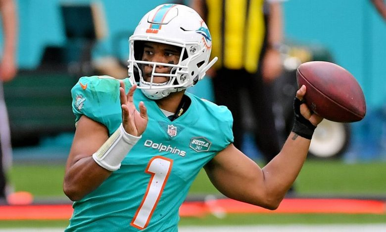 Miami Dolphins QB Tua Tagovailoa has better handle on playbook in Year 2