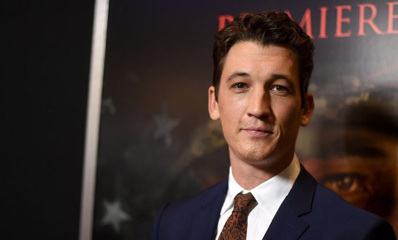 Miles Teller to Star in 'The Godfather' Making-Of Series, Taking Over Role From Armie Hammer