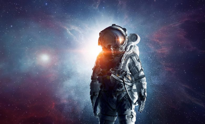 Astronauts In Outer Space Need Radiation Shielding