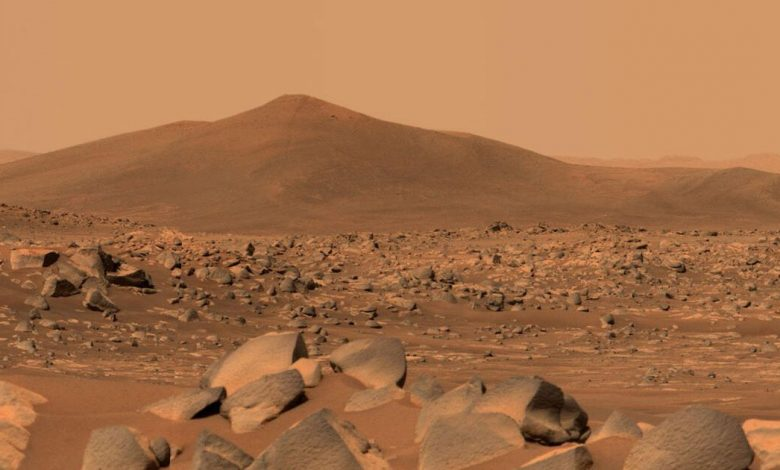 NASA's Perseverance rover begins looking for signs of life in Mars lake bed