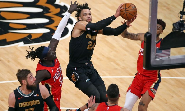 NBA playoff watch - Memphis Grizzlies in play-in tournament; New Orleans Pelicans on ropes