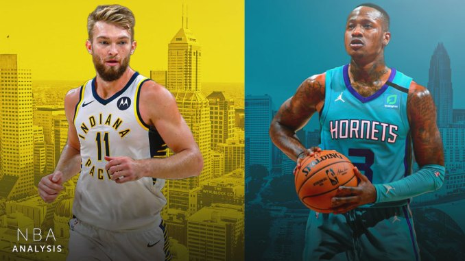 Pacers vs. Hornets matchup