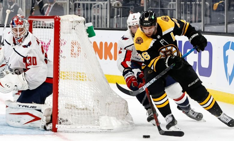 NHL Playoffs Daily 2021 - Washington Capitals aim to tie things up with Boston Bruins in Game 4