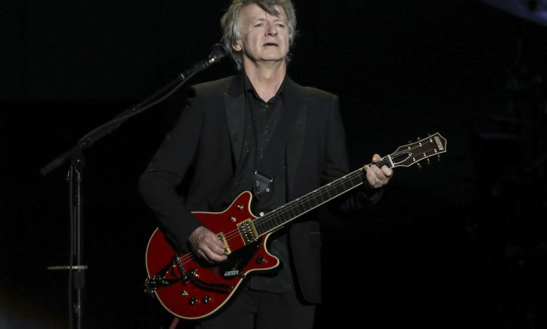 Neil Finn talks Crowded House's return, joining Fleetwood Mac, and why Miley & Ariana's 'Don't Dream It's Over' cover is his favorite