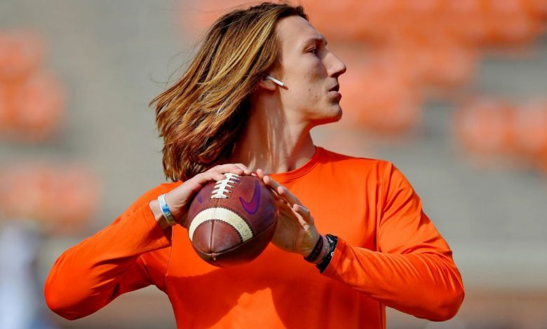 New Jaguars QB Trevor Lawrence has the mane of a man who means business