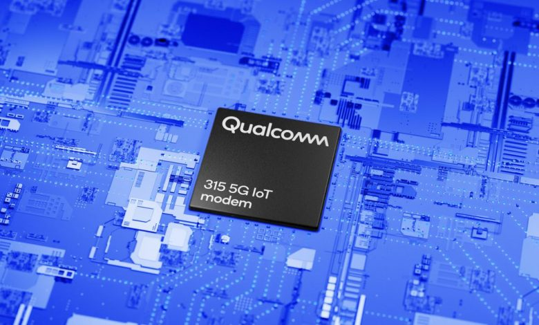 New Qualcomm 5G modem will connect robots in factories, tractors in the field