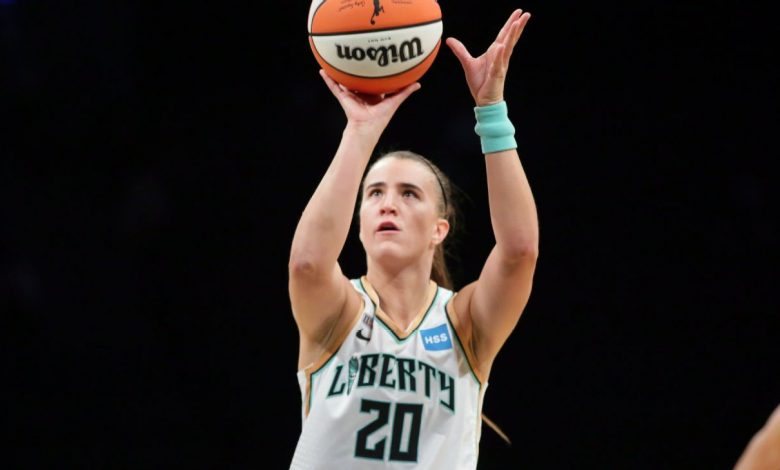 New York Liberty's Sabrina Ionescu youngest player in WNBA history to record a triple-double
