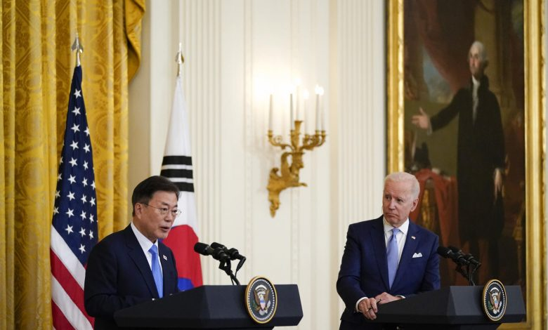North accuses US of hostility for S. Korean missile decision