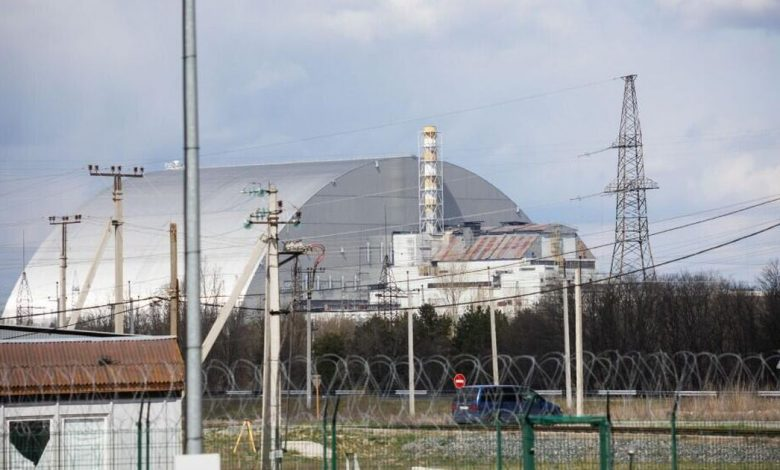 Nuclear reactions are increasing in an inaccessible chamber at Chernobyl