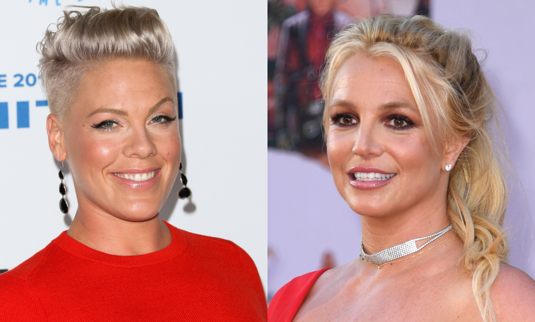 Pink says she 'felt sad' after watching Britney Spears doc