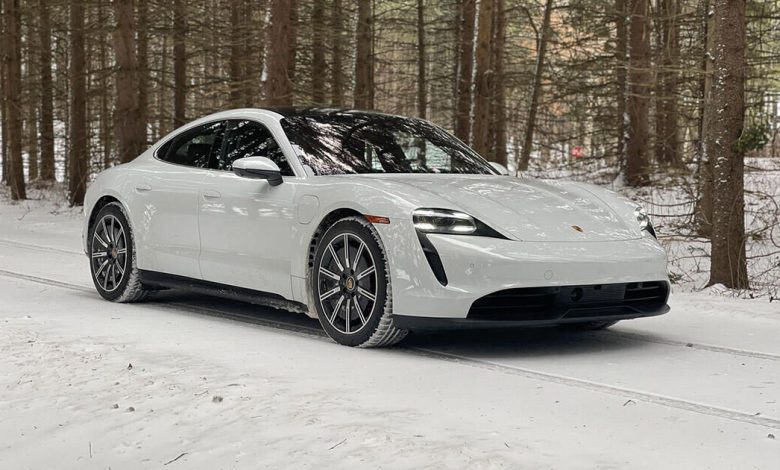 Porsche Taycan investigated for total loss of power while driving