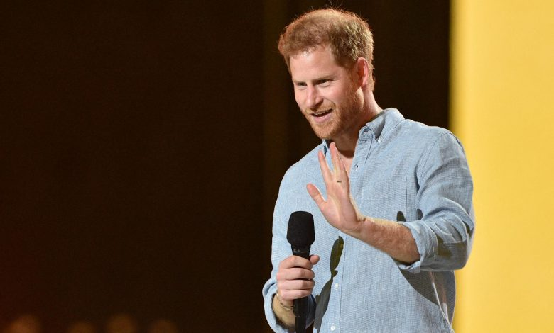 Prince Harry calls misinformation 'a global humanitarian crisis' during passionate 'Vax Live' speech