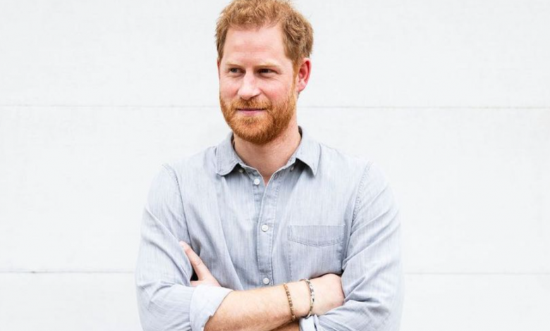 Prince Harry tells Oprah Diana's death led him to drugs, alcohol and anxiety