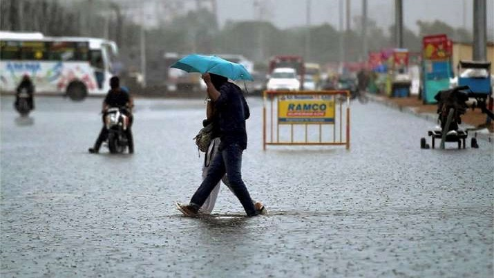 Rain, thunderstorm likely in several parts of India in next 3-4 days