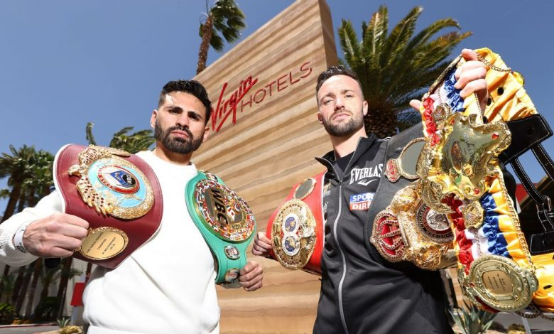 Ramirez-Taylor is how boxing is supposed to be