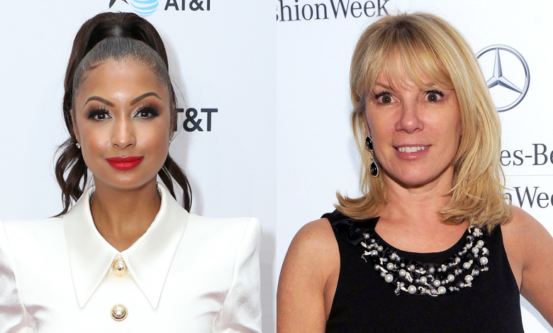 Ramona Singer gets confronted by Eboni K. Williams for racially insensitive comment