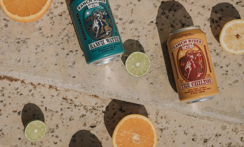 Ranch Rider Spirits' canned craft cocktails boomed during the pandemic