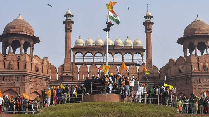 Delhi Police files chargesheet in Republic Day violence