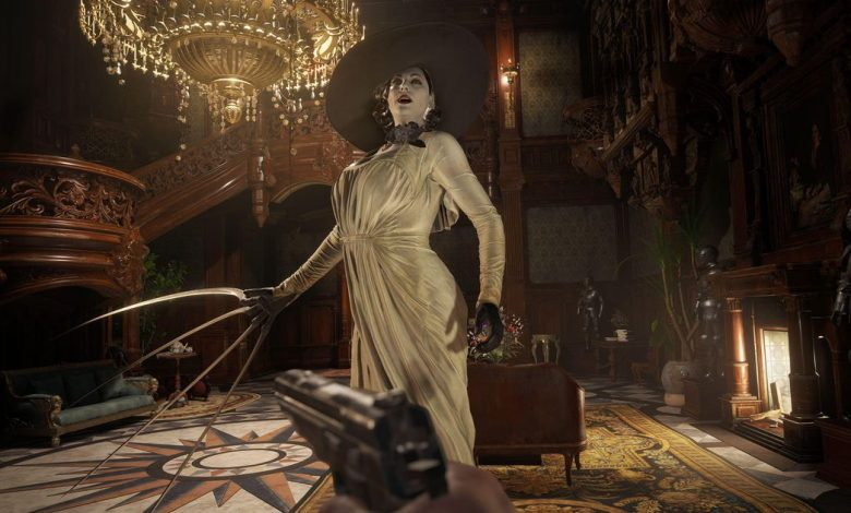 Resident Evil Village is a joyous tribute to 25 years of survival horror