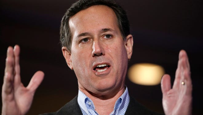 Former senator Rick Santorum is out at CNN as a result of his comments on Native American culture.