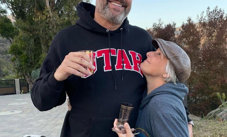 Ricki Lake Flaunts Engagement Ring in Sweet Photo with 'Magnificent King' Ross Burningham