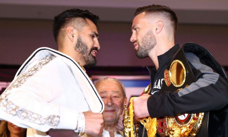 Ringside Seat -- Boxing gets it right with undisputed bout between Jose Ramirez and Josh Taylor