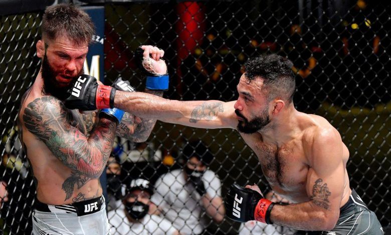 Rob Font bests Cody Garbrandt in dominant unanimous decision win in UFC Fight Night