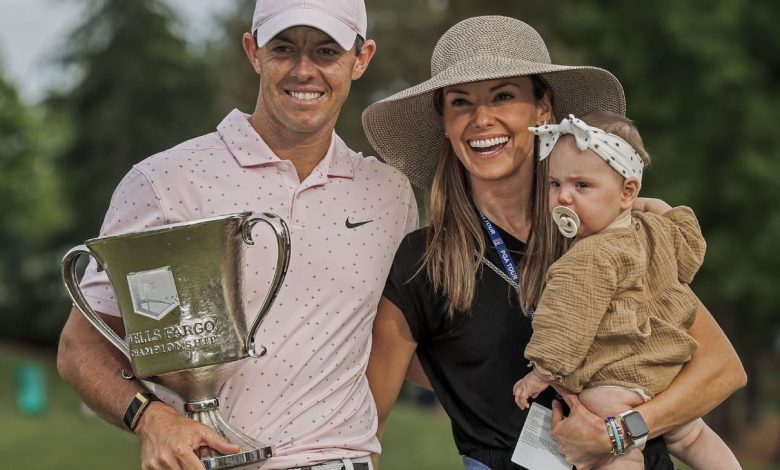 Rory McIlroy wins Wells Fargo Championship by 1 stroke for first victory in 18 months