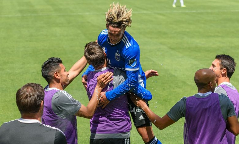 San Jose Earthquakes legend Chris Wondolowski has been guiding Cade Cowell, 17, for years; now the teen is shining in MLS