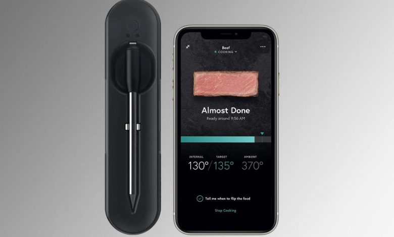 Save $30 on the Yummly smart meat thermometer and never have undercooked chicken again