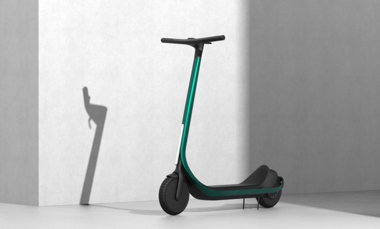Scotsman is a 3D-printed electric scooter custom made for your body size, riding style