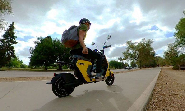 Segway eMoped C80: Hands-on with Segway's first smart e-bike