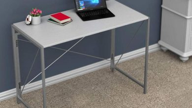Set your laptop on this snazzy portable desk for just $55